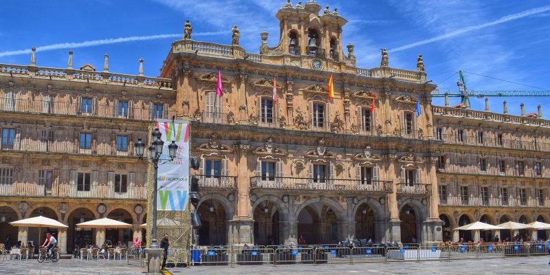 Choose Salamanca over Madrid or Barcelona for your Spanish city break