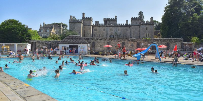 Cirencester Open Air Pool
