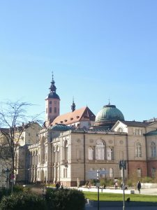 Historic baths in Baden-Baden