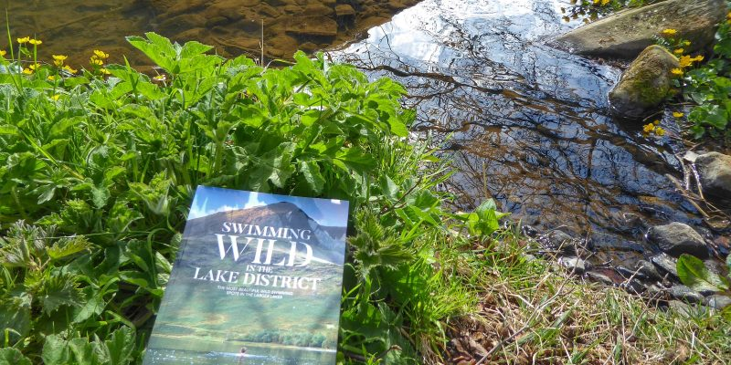Swimming Wild in the Lakes book