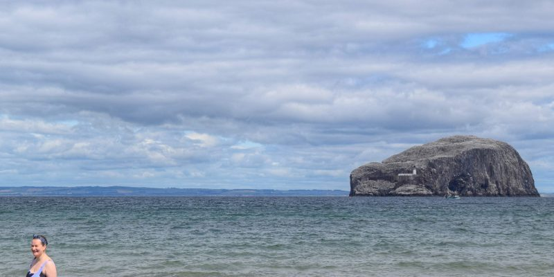 Swimming in East Lothian